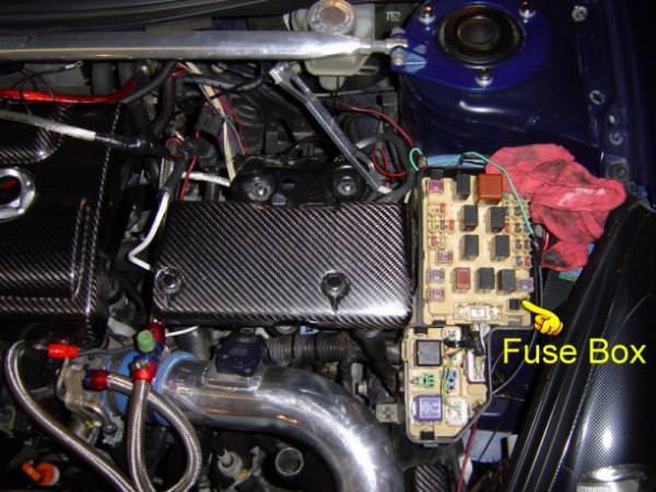 85 toyota celica fuse box diagram for 91 celica fuse box #8