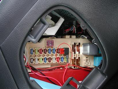 lighting footwell neons ccfl how to celica hobby linked image