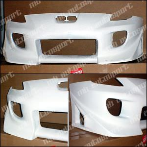 Blitz Body Kit US Spec Fiberglass, Unpainted