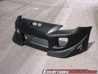 Blitz Body Kit Unpainted Poly Urethane