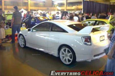 TRD Body Kit Altezza Tails, TRD Spoiler, Tinted Windows