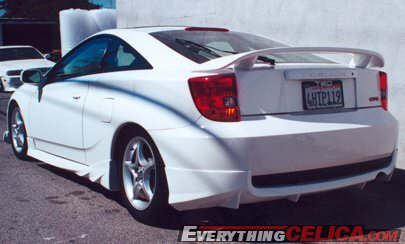 VisRacing Body Kit Techno R Type II