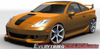 CelicaGraphics supercarman