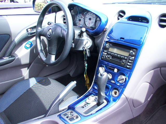 painting car interiorDashboard Painting Your Center Console  How To  Celica Hobby